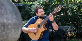 Hermes Croatto lleva su música al Museo de Arte de Orlando