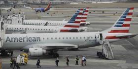 American Airlines cancela sus vuelos de abril por crisis del avión 737 Max