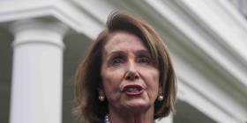 """Trump llama a Nancy Pelosi """"enferma"""" tras una tensa reunión sobre Siria"""