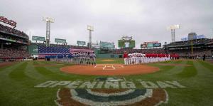Mira lo que ocurrió en el partido entre los Blue Jays y los Red Sox