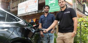 Gana tracción el transporte eléctrico
