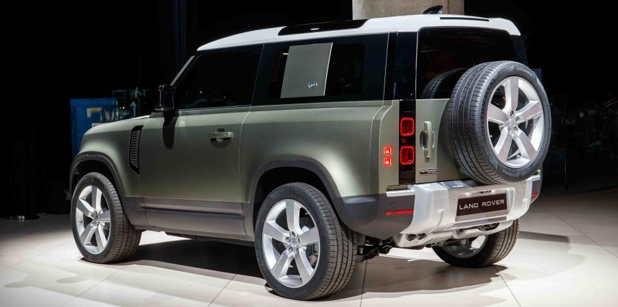 Este modelo tiene un sistema de tracción en las cuatro ruedas permanente. (Suministrada)