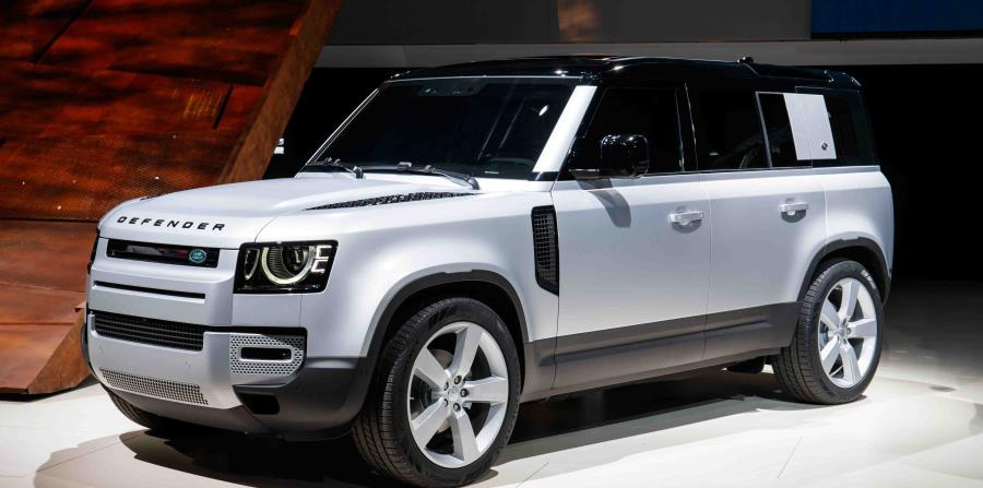 Land Rover Defender. (Suministrada)