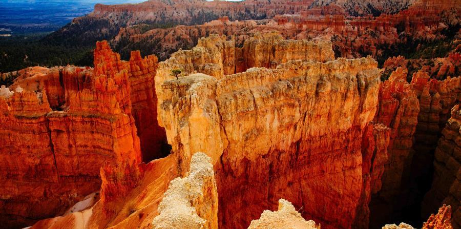 Parque Nacional Bryce Canyon, Utah. (Unsplash)