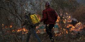 Bolivia aceptará ayuda internacional para apagar incendios