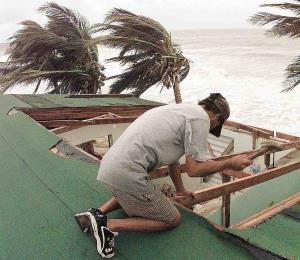 Huracanes, crisis y propiedades sin seguro