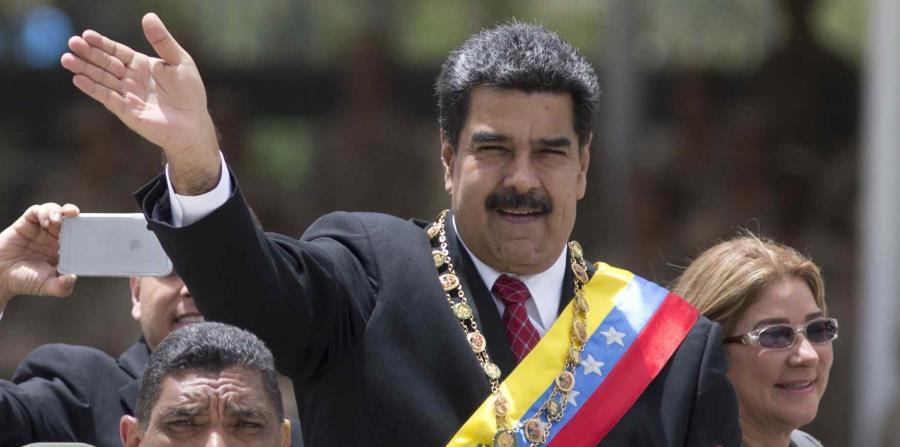 El presidente de Venezuela, Nicolás Maduro. (horizontal-x3)