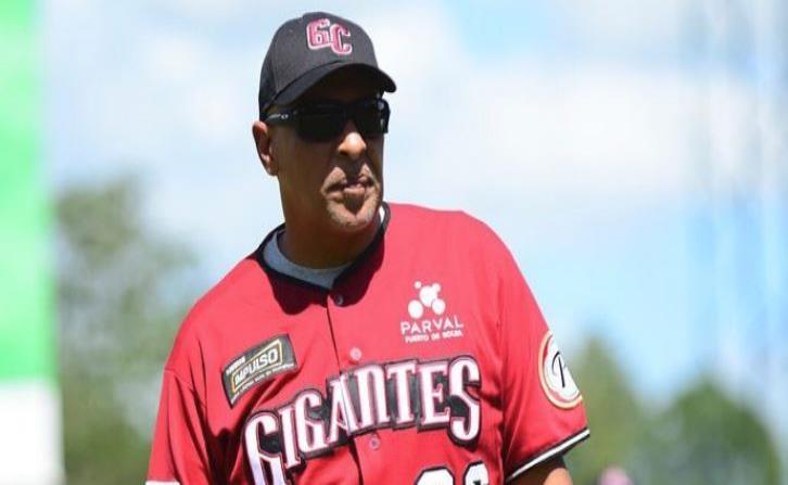 Edwin Rodríguez dejó a los Gigantes en la tercera posición a solo dos juegos del primer lugar en Dominicana. (Instagram) (horizontal-x3)