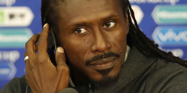 El técnico de Senegal denuncia que debería haber más entrenadores negros