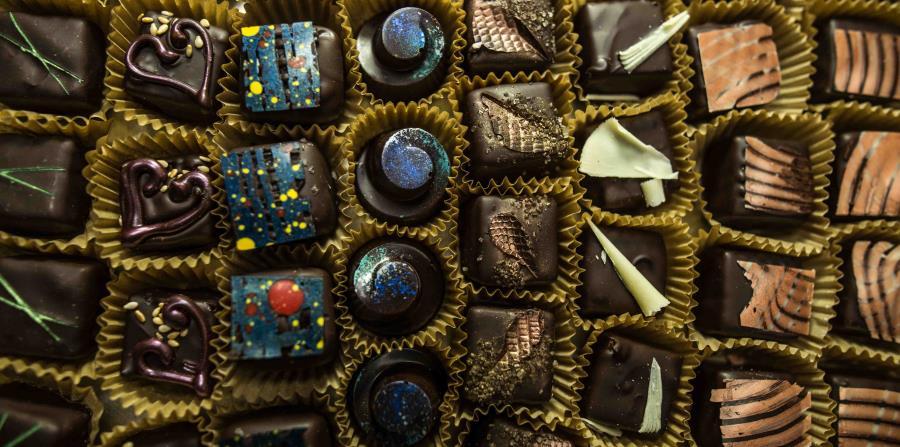 Chocolates de Cocobel