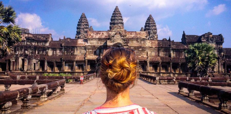Angkor Wat, Siem Reap, Cambodia. (Unsplash)