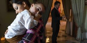 Tras bastidores con la primera familia del país desde La Fortaleza