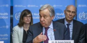 La ONU dice que la desinformación sobre el COVID-19 es el nuevo enemigo