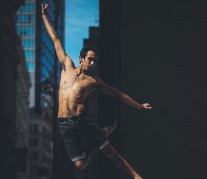 Un bailarín boricua se convierte en solista del New York City Ballet