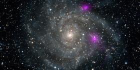 Descubren un agujero negro del tamaño de Júpiter que recorre la Vía Láctea