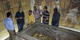Completan la restauración de la tumba de Tutankamón tras casi una década