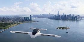 Lilium Jet, el taxi volador eléctrico despegó por primera vez