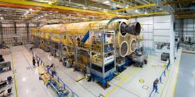 Cuatro empresas privadas se unen para llevar al hombre a la Luna en 2024