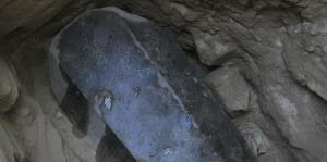 Un sarcófago hallado en Egipto podría ser la tumba de Alejandro Magno