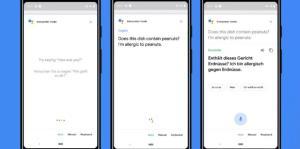 Google ya permite traducir 44 idiomas en tiempo real desde el celular