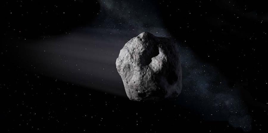 La potencia del impacto del asteroide produjo grandes terremotos y olas gigantes (tsunamis) de entre 300 y 900 pies de altura (horizontal-x3)