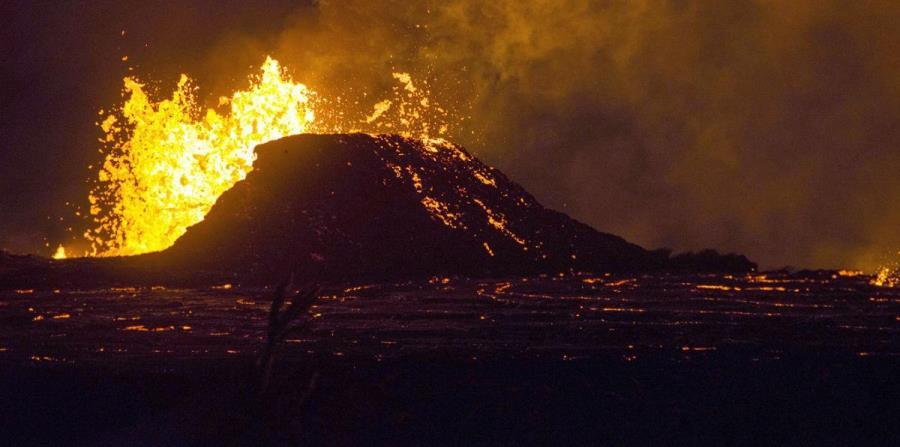 El volcán Kilauea está creando su propio clima en Hawái (horizontal-x3)