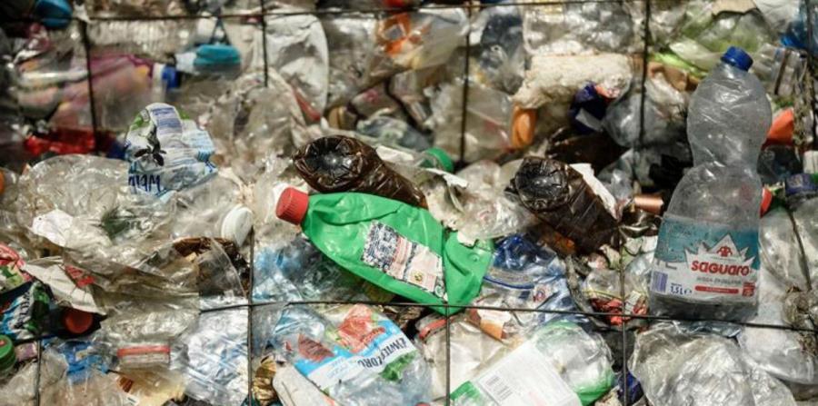 Sólo el 9% del plástico usado en todo el mundo se recicla (horizontal-x3)