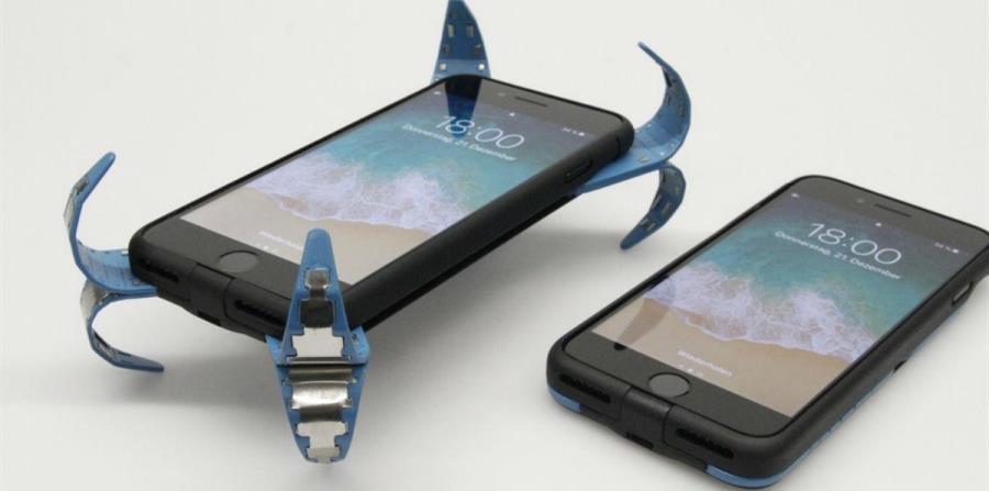 Crean un protector inteligente que se despliega cuando cae tu celular (horizontal-x3)