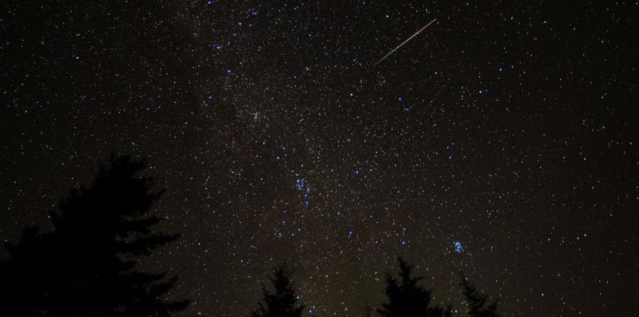La lluvia de meteoros más esperada del año podrá admirarse este fin de semana (horizontal-x3)