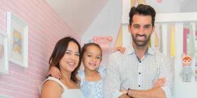 Nuevo integrante en la familia de Adamari López y Toni Costa
