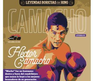 Descarga la edición especial dedicada al Macho Camacho