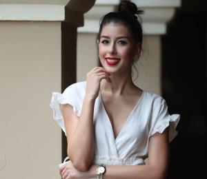 Daniella Rodríguez está lista para el certamen de Miss Mundo