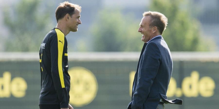 Dortmund contempló abandonar la Champions tras el ataque en su contra (horizontal-x3)