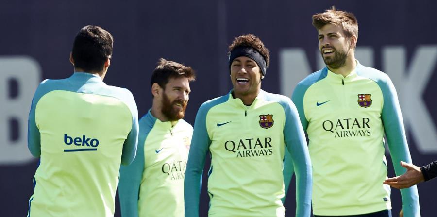 Piqué regresa a entrenar tras hospitalización (horizontal-x3)