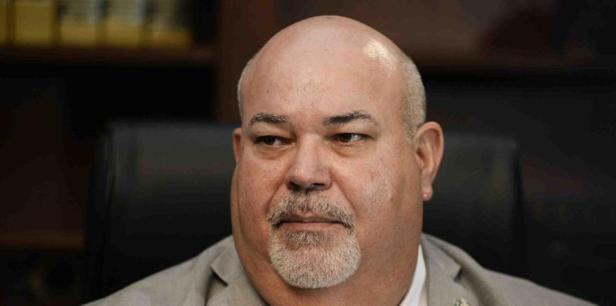 """Carlos """"Johnny"""" Méndez, presidente de la Cámara de Representantes, presentó el Proyecto de la Cámara 812. (horizontal-x3)"""