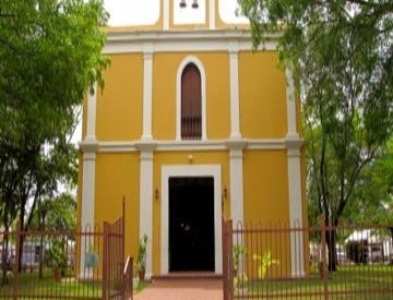 Iglesia Espíritu Santo  (Suministrada)