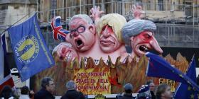 Gran Bretaña se mantiene en la incertidumbre por Brexit