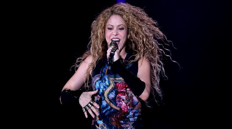 Shakira busca la huella de sus antepasados del Líbano