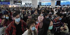 Suman 25 muertos por brote de nuevo virus en China