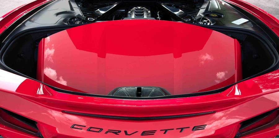 El LT2 de última generación está acoplado a la primera transmisión de doble embrague de ocho velocidades de Chevrolet. (Suministrada)
