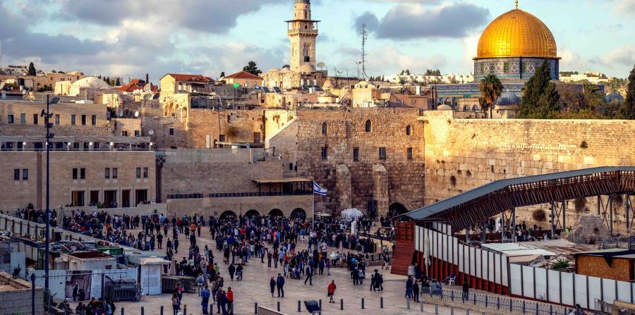 Jerusalem, Israel. (Unsplash)