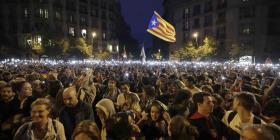 Baja la intensidad de violencia en Cataluña pero aumenta su impacto electoral