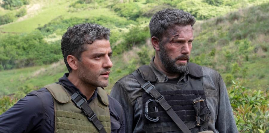 El elenco principal incluye a Oscar Isaac y Ben Affleck. (Suministrada) (horizontal-x3)