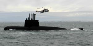 Ésta es la historia del submarino arg...
