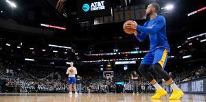 Stephen Curry volvería a jugar el sábado con los Warriors