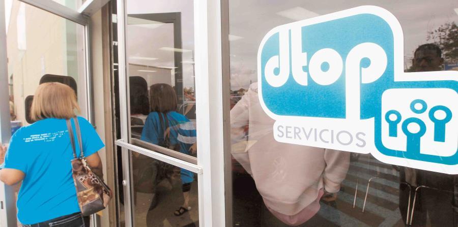 La oficina regional del DTOP en Ponce brinda servicios a 10 pueblos del centro y sur de la Isla. (horizontal-x3)