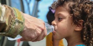Inocencia interrumpida: los niños y el huracán María