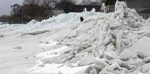 El noreste de Estados Unidos sufre los estragos de una feroz tormenta invernal