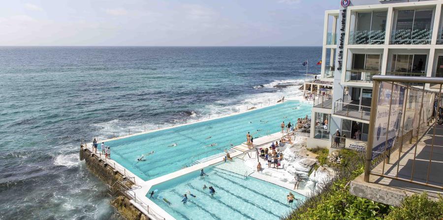 Bondi Icebergs Pool, Australia