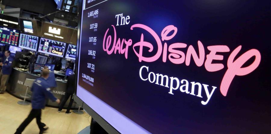 El grupo Walt Disney elevó el valor de los activos en juego hasta $71,300 millones. (AP) (horizontal-x3)